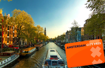 Ámsterdam City Pass Adarve Travel