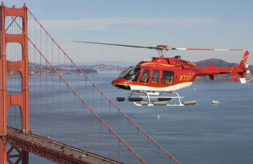 Tour Helicóptero San Francisco M